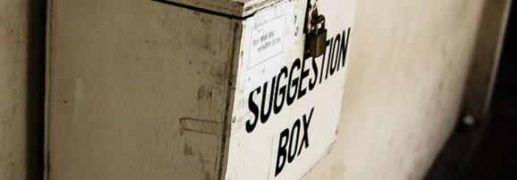 suggestion-box