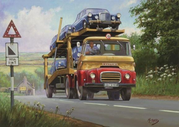 Austin Transporter