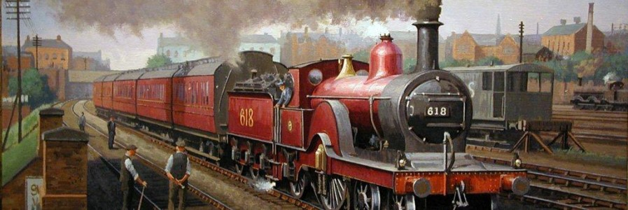 Midland Railway's Derby