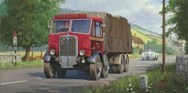 AEC_Eight_Wheeler