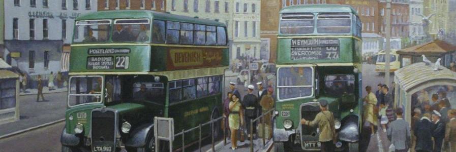 Bristol K's at Weymouth